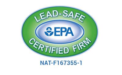 Lead-Safe Certification Firm Logo