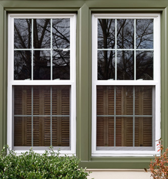 Albany Double Hung Windows