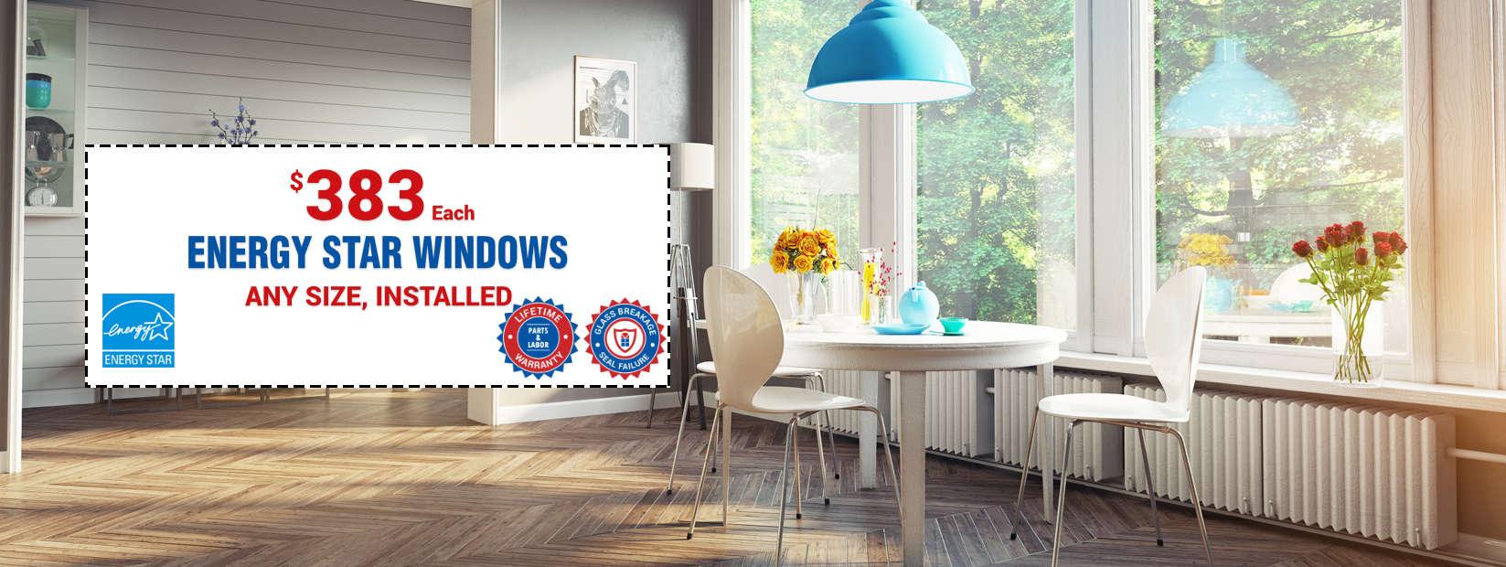 Replacement Window Installation